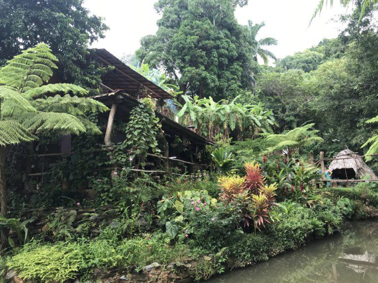 Eco-lodge